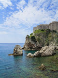 Pile Bay Old Town in Dubrovnik, Croatia Stock Photography