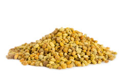 Raw Organic Bee Pollen Royalty Free Stock Image