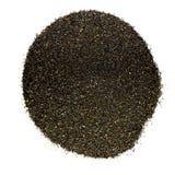 Pile of Black islandic sand Stock Image