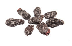 Pile Of Black Raisin VII Stock Images