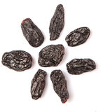 Pile Of Black Raisin VIII Stock Image