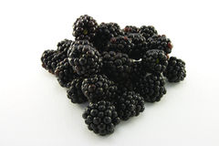 Pile of Blackberries Royalty Free Stock Photography