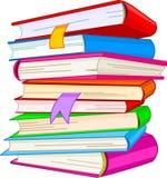 Pile book Royalty Free Stock Photos