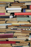 Pile of books Stock Image