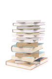 A pile of books Royalty Free Stock Photos