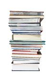 Pile of books Stock Images