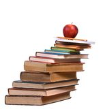 Pile of books 2 Stock Image
