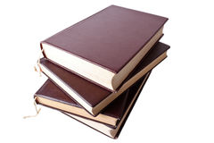 Pile of books Royalty Free Stock Photography