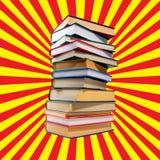 Pile books Royalty Free Stock Photos