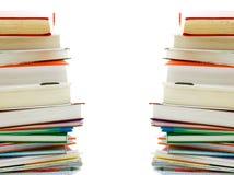 Pile of books. Royalty Free Stock Photos