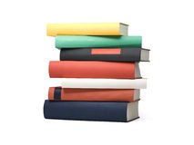 Pile of books Stock Photos