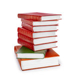 Pile of books Royalty Free Stock Image