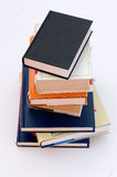 Pile of books no.3 Royalty Free Stock Photography