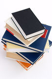 Pile of books no.8. Various books Royalty Free Stock Image