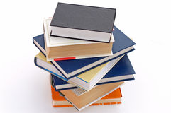 Pile of books no.9 Stock Images