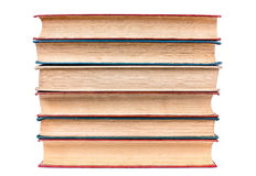 A pile of books. Royalty Free Stock Images