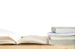 Pile of books. Stock Image