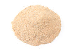 Pile of breadcrumbs Royalty Free Stock Photos