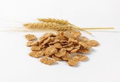 Pile of breakfast cereal stock images