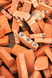 A pile of brick Stock Photos