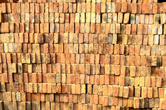 Pile of Brick prepare to building. Stock Photos