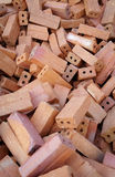 A pile of bricks Stock Image