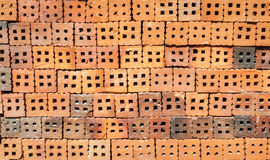 Pile of bricks Royalty Free Stock Images