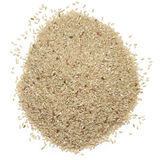 Pile of brown rice Royalty Free Stock Photos