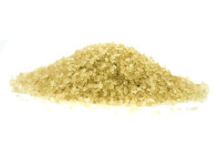 Pile of brown sugar Royalty Free Stock Photography