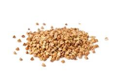 Pile of buckwheat Royalty Free Stock Photo