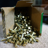 Pile of bullets Royalty Free Stock Photos