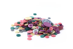 Pile of Buttons Royalty Free Stock Image