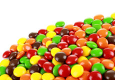 A pile of candies Stock Photo