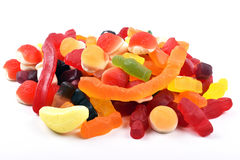 Pile of Candy royalty free stock photography