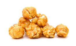 A pile of caramel corn Stock Photos