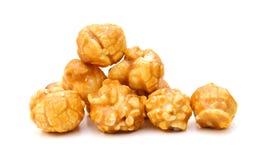 A pile of caramel corn Stock Photos