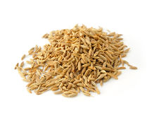 Pile of Caraway Seeds Royalty Free Stock Image