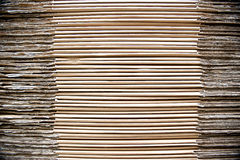 Pile of cardboard Stock Images