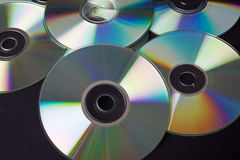 Pile of Cds Stock Photos