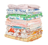 Pile of clothes Royalty Free Stock Image