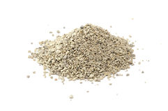 Pile of Clumping Cat Litter Royalty Free Stock Photo