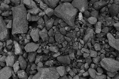 Pile of coal Stock Photos