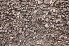Pile Of Coal Texture. Pile Of Coal Textured Wallpaper Royalty Free Stock Images