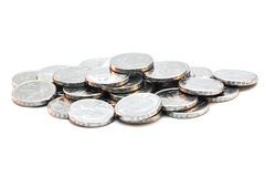 Pile of Coins Royalty Free Stock Photos