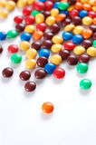 Pile of colorful candy Royalty Free Stock Image