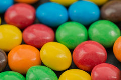 Pile of colorful candy. Stock Photos