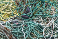 Ropes, nets, and floats, Newfoundland
