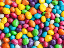 A pile of colorful gumballs. As  background stock photo