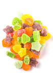 Pile Of Colorful Sugar Jelly Candy II Royalty Free Stock Photo
