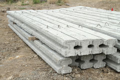 Concrete pole Royalty Free Stock Photo